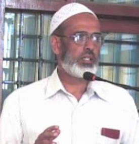 Mohammad Atharullah Shariff