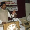 Abdullah Javed Addressing Seerath Prog at Udupi. Abdus salaam & Akber Ali on Stage