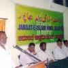 Mahmood Qazi Addressing Youth