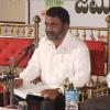 Lalhusain Kandagal at Quran Pravachan Hariher
