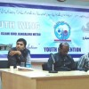 Abdullah Javed addressing youth convention Bangalore