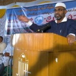 Ameenul Hasan Addressing Hassan district yout convention
